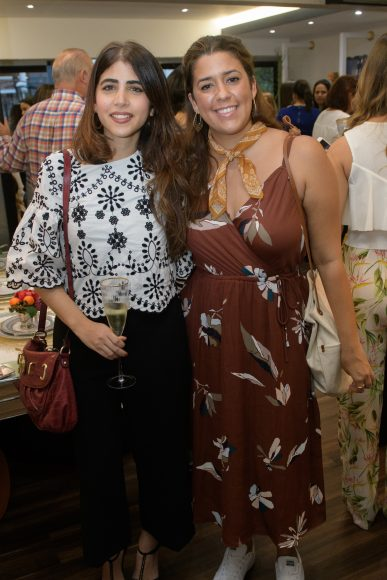 4 Loren Peña y Cristina Hermida