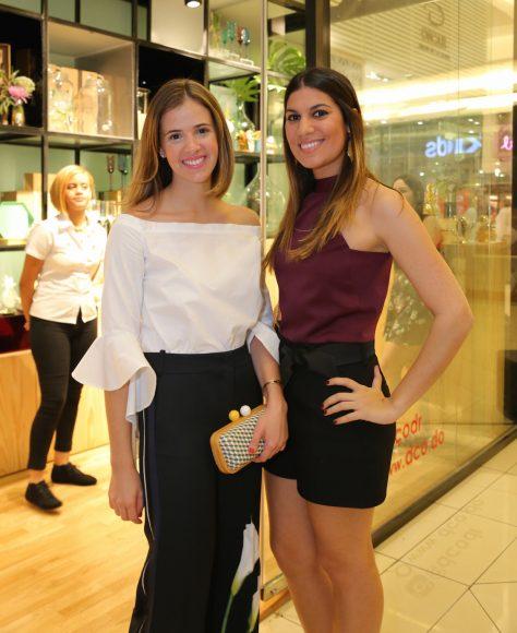 4. Marina Silverio y Amanda Musa