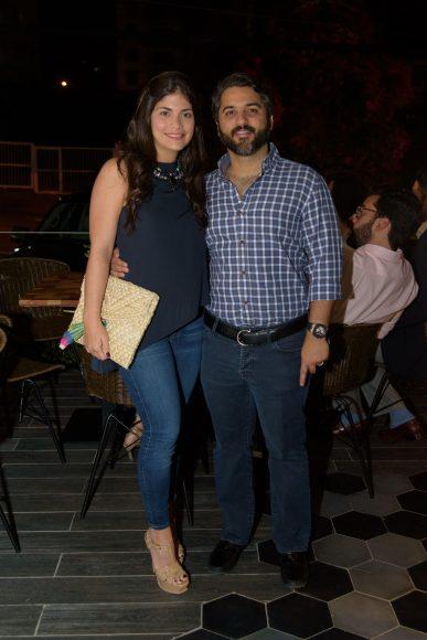 6 Gabriela Rodríguez y Elías Barnichta