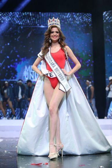 FOTO PRINCIPAL Ganadora Miss República Dominicana Universo 2017 Carmen Muñoz 1