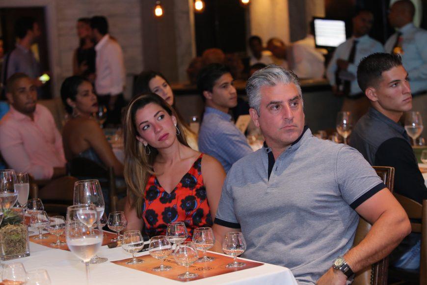 Leonor y Jean Pierre Bahsa