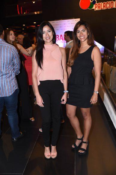 María Pérez y Carolina Pérez.