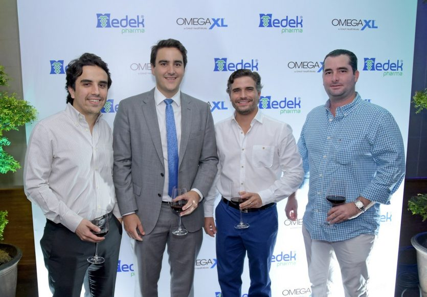 Michael Weinerth, Kalil Díaz, Alex Lamarche y Lawrence Sbriz (Copiar) (Copiar)