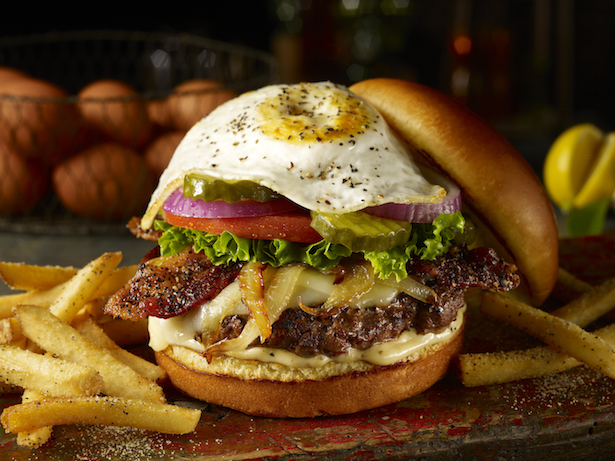 b. Hangover Burger