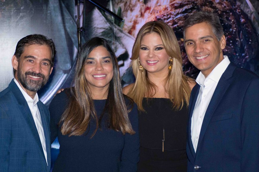 12.Jorge,Urgal, Victoria Naut, Evelyn Betancourt, Juan Vicens