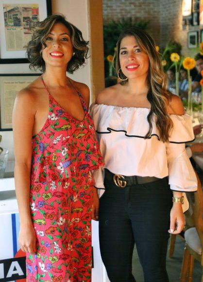 3. Marcelle Nannum y Ginna Fernández