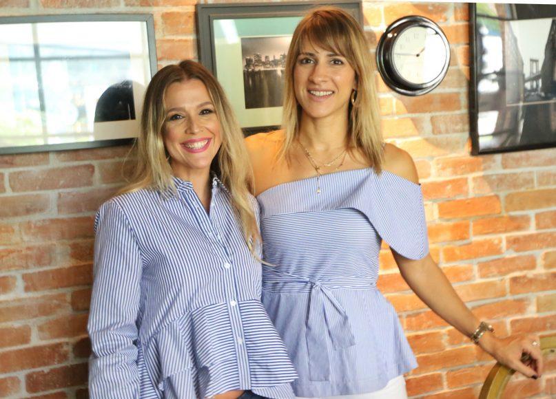 4. Lissa Oliva y Yasmina Marra
