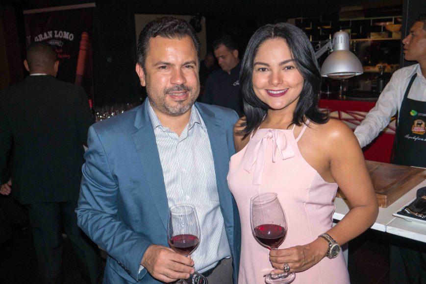 4.Raymundo Mórales, Cristina Lockward (taste)