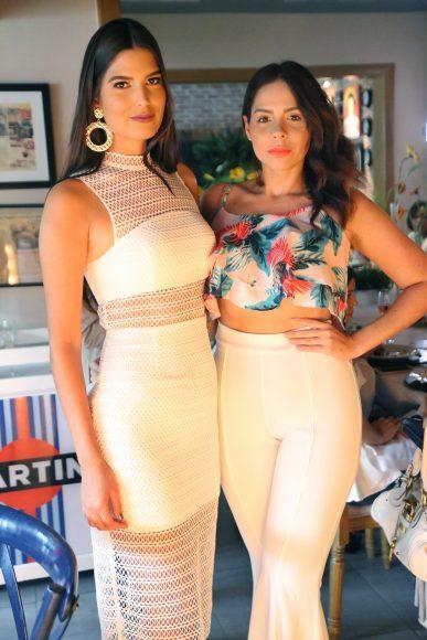 5. Carlina Durán y Patricia Atiles