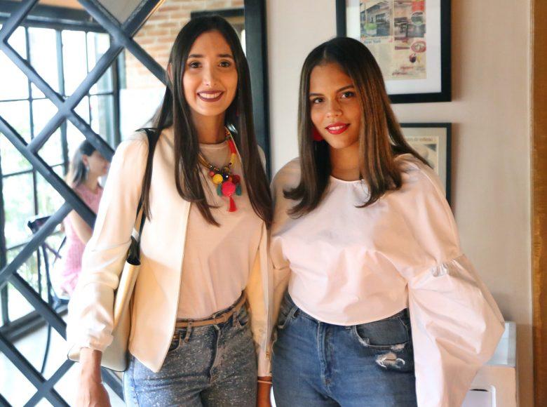 6. Desireé Álvarez y Jannel Castillo