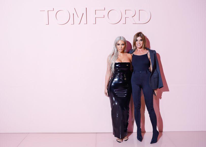 Kim Kardashian, Carine Roitfeld