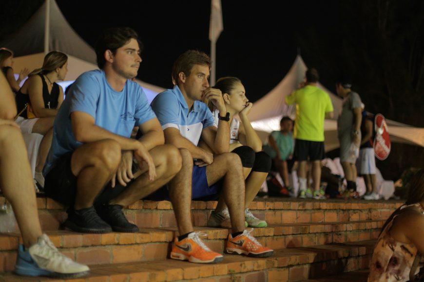 Espectadores del torneo