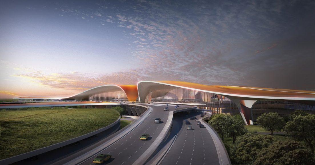 nuevo aeropuerto internacional de Pekín-3
