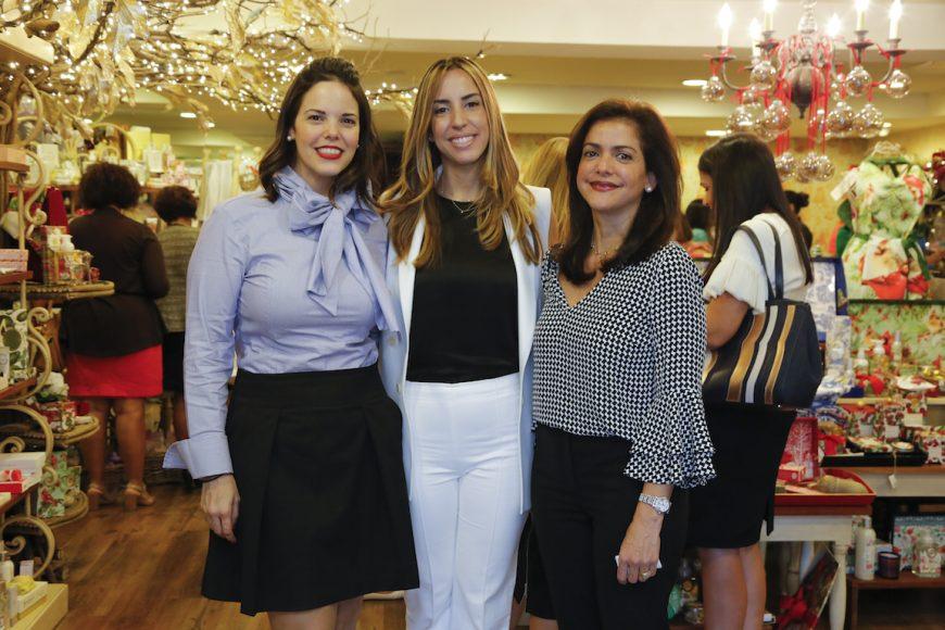 3. Rita García, Paula Chotín y Elima González