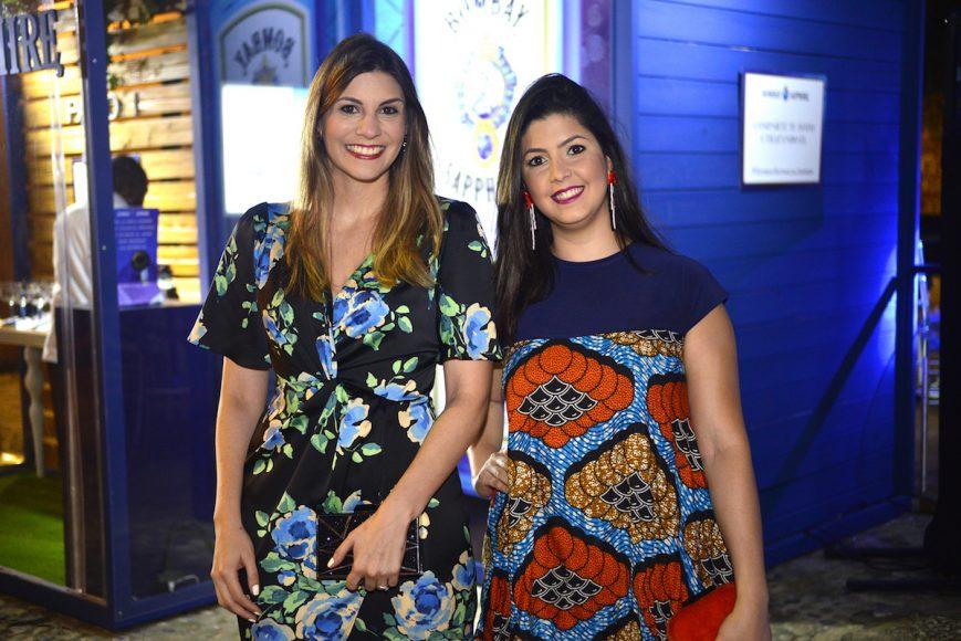 4. Claudia Cueli y Alejandra Ordehi