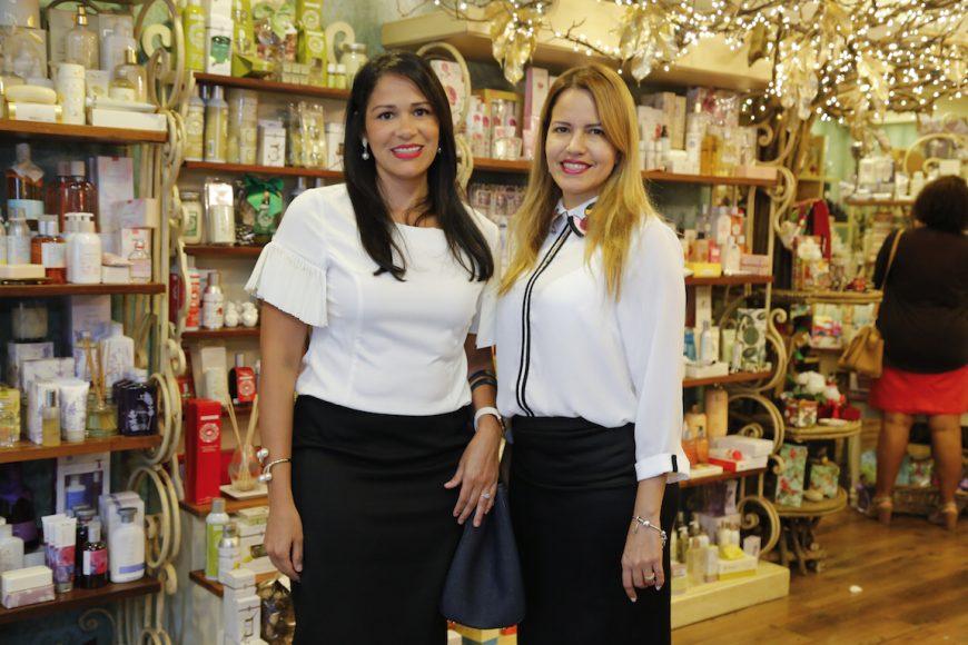 6. Aracelis Soto y Vanessa Vásquez