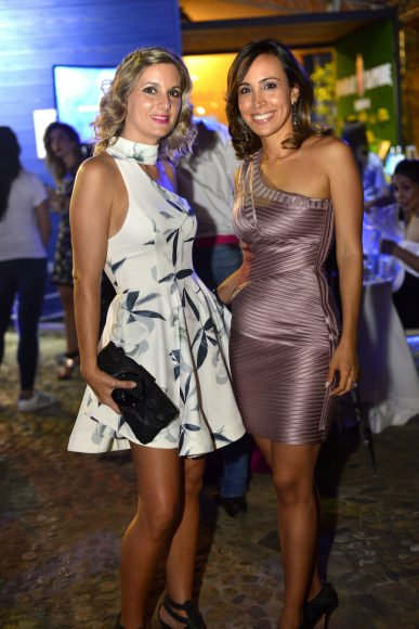 7. Julie Taza y Angela Salamanca