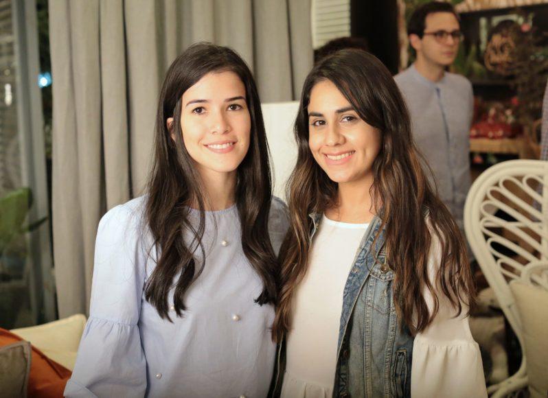 7. Sara Pimentel y Claudine Pou