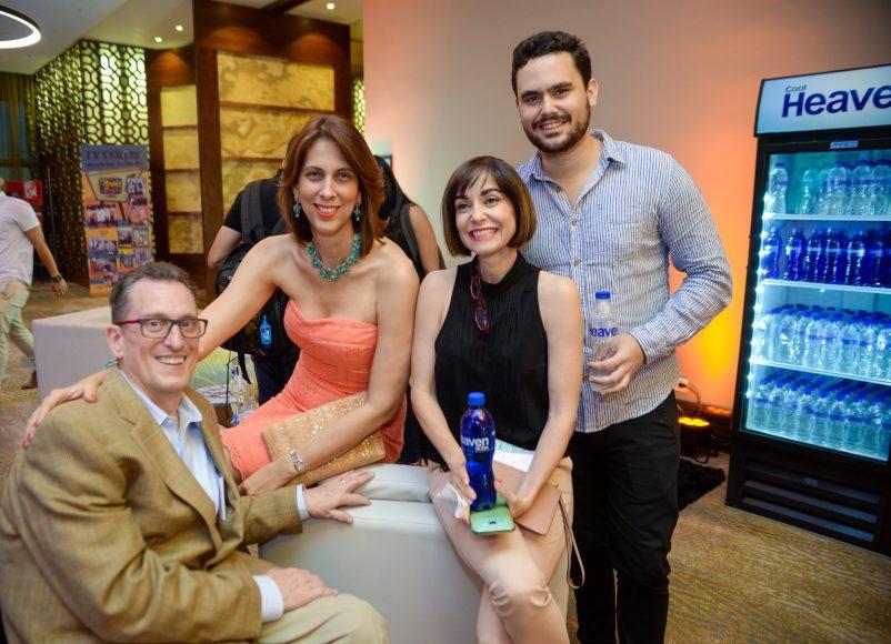 8-John Crosby, Laura Mallen, Vicky Hormazabal, Eduardo Berges