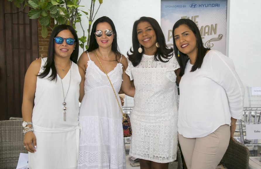 9. Claritza Mendez, Susana Ortega, Wanda Gonzalez, Jeannette Ortiz 1