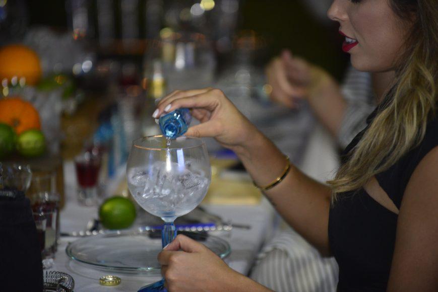 Preparación de The Ultimate Gin and Tonic