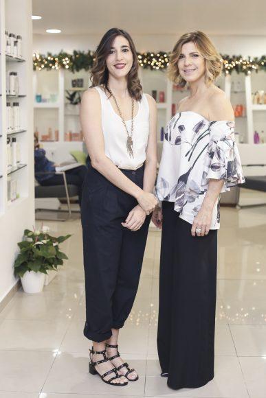 1-Nicole Báez y Liz Bernal
