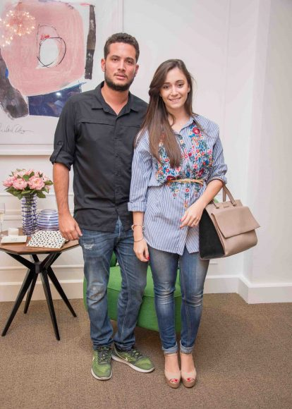 11. Alejandro García y Larissa Yabra