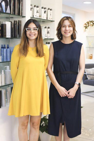 2-Rosario del Castillo y Vivian Fujii