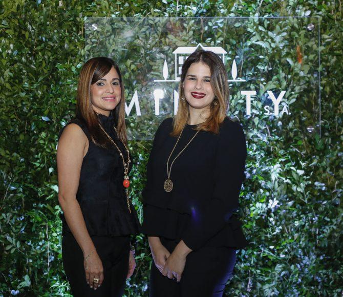 2. Marlene Andujar y Pamela Zorrilla