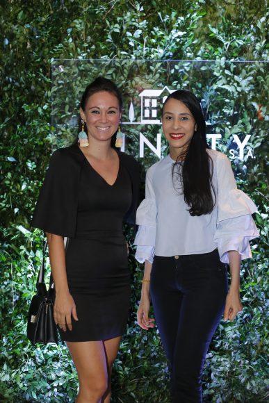 3. Erika Fernández y Denibeth Feliz