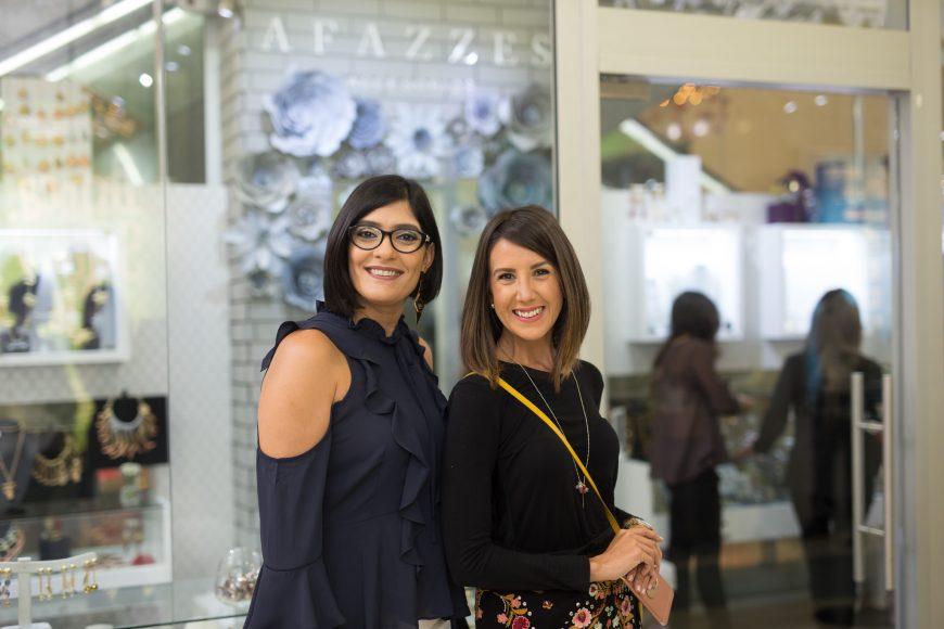 3. Jennifer Báez y Katherine Hernández