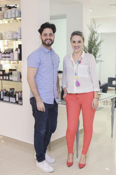 4-Jusef Sánchez y Jessica Armanasco