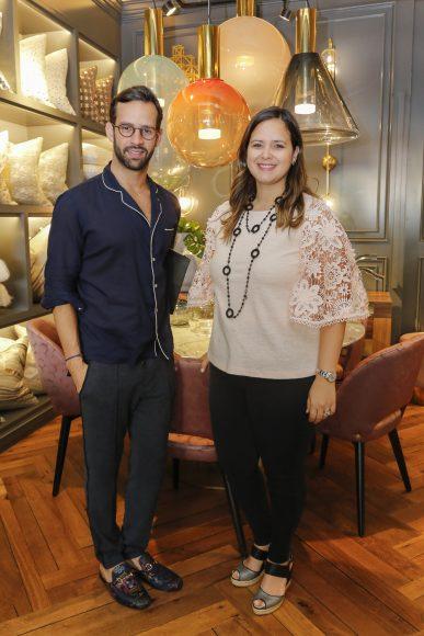 4. Jorge Brown y Michelle Urtecho