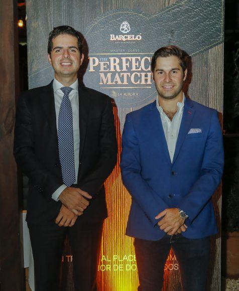 5. Juan Podesta y Mauricio Bogaert