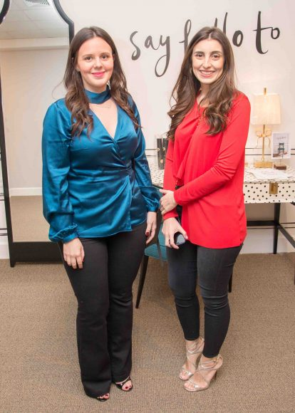 9. Lorena Jimenez y Laura Subero