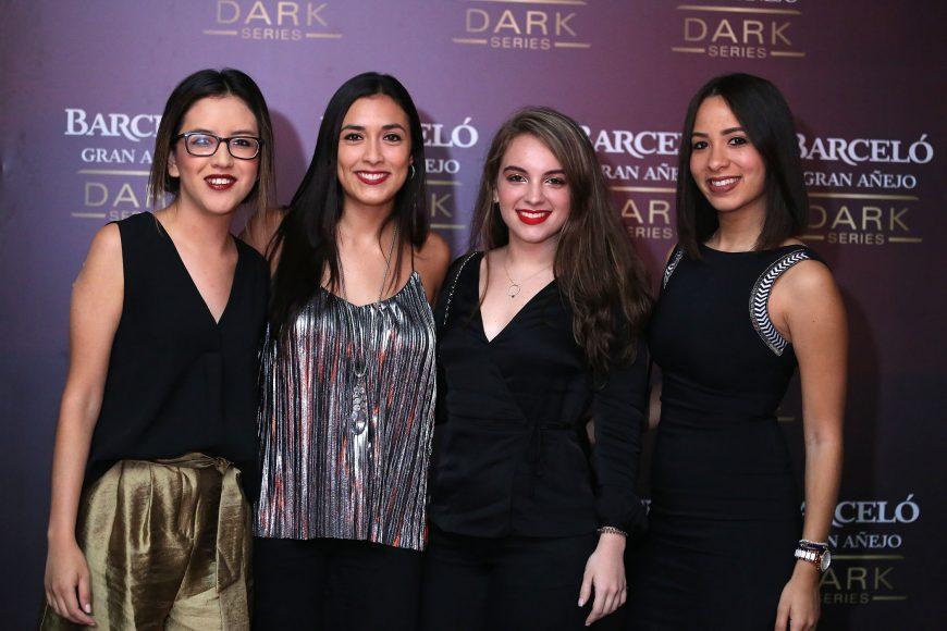 9.Monica Lima, Gabriela Montenegro, Heleni Mejias, Melanie Andujar