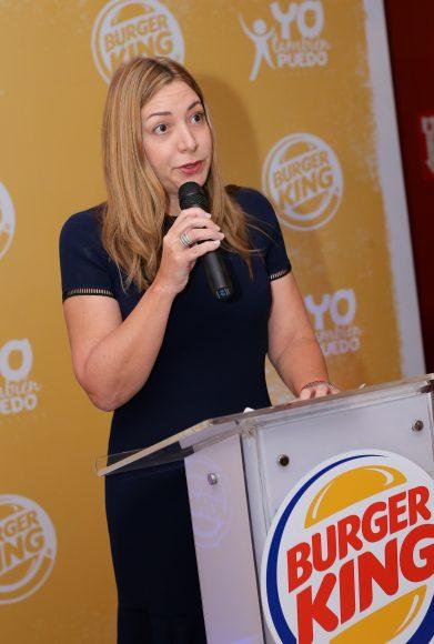 Isabel Turull-Presidenta de Concesiones y Servicios, S.A.S. Y representante de Burger King en RD