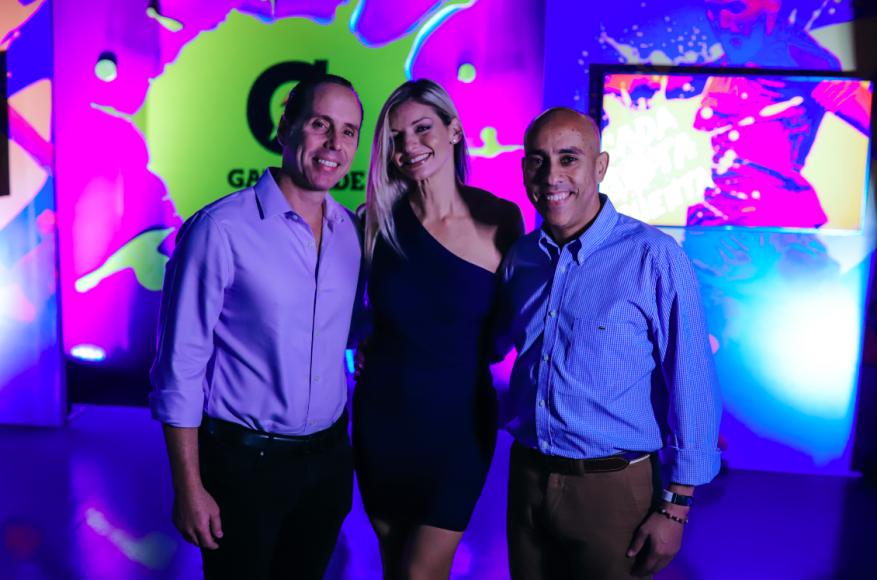 Leonardo Shamis, Clara Divano y Puro de la Cruz