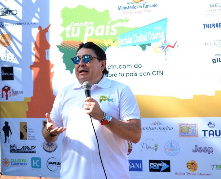 Miguel Calzada-Presidente CTN