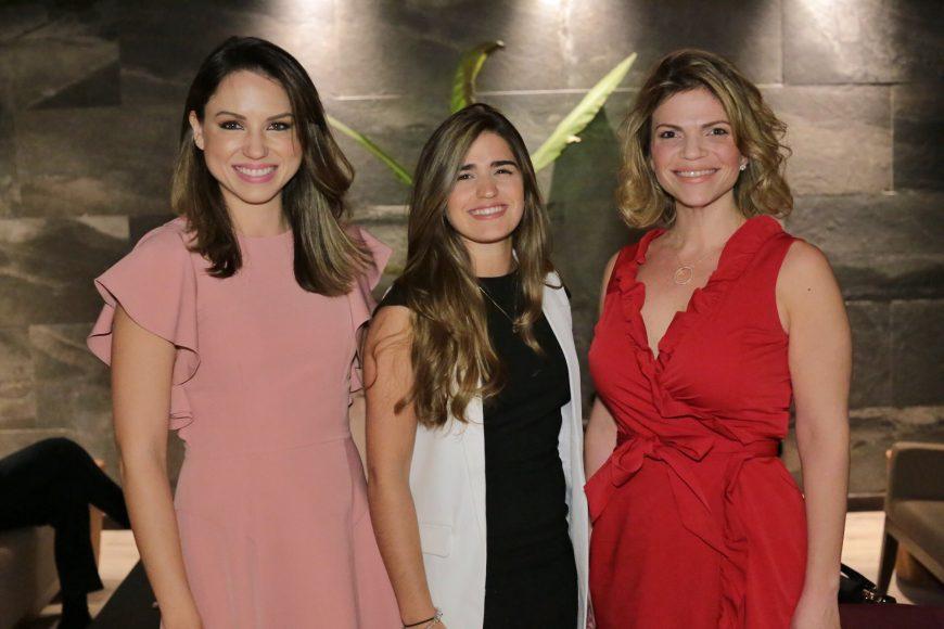 2. Lorena Pierre, Gina Marra y Paola Brache