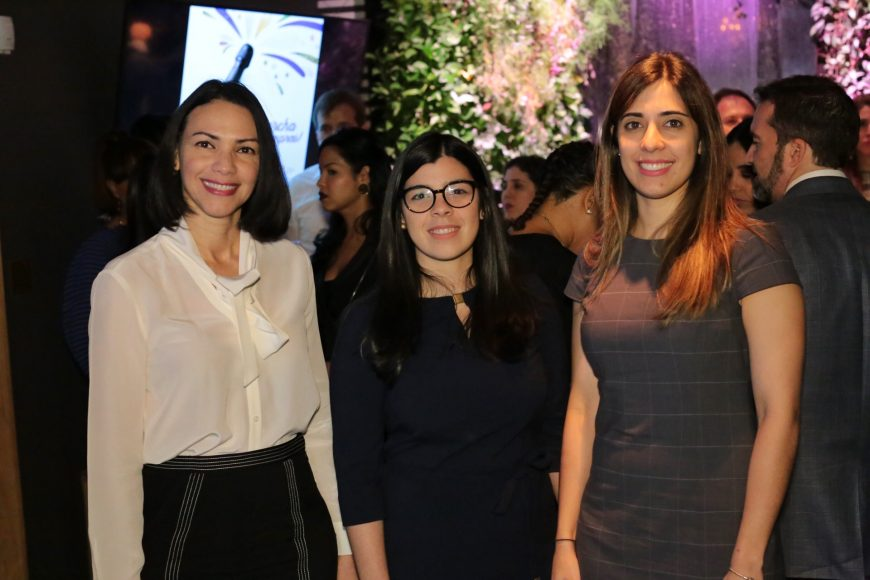 3. Laura Ruiz, Alicia Gómez y Rocío Sánchez
