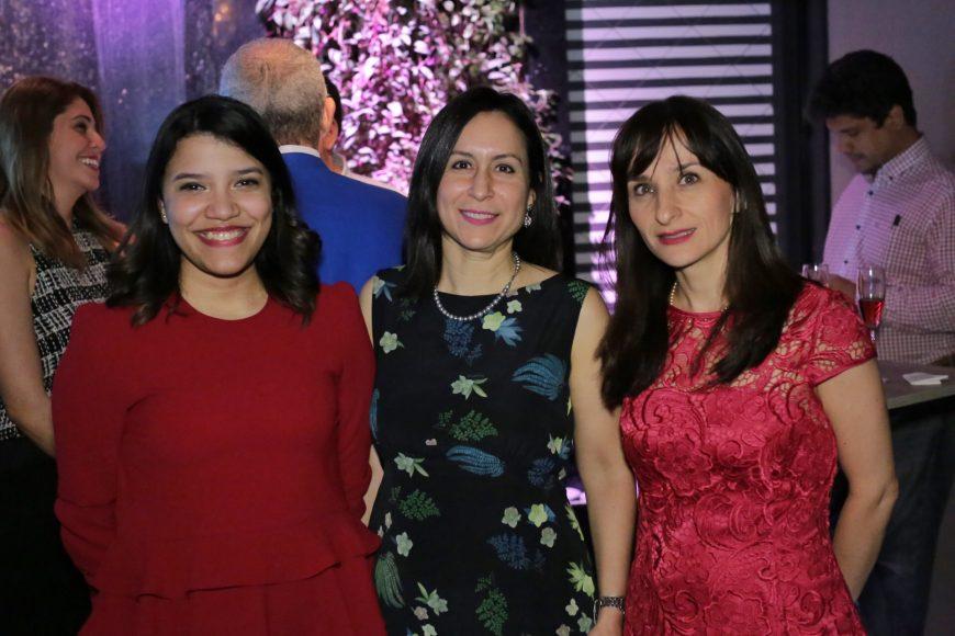 9. Laura Ruiz, Alicia Gómez y Rocío Sánchez
