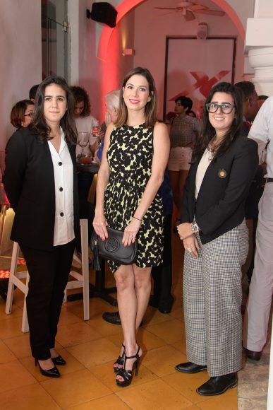 2. Vanessa Martí, Krystal Serret y DianaMartí