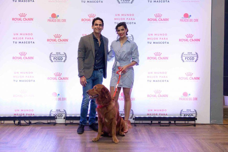 3. Christian Alvarez y Nashla Bogaert