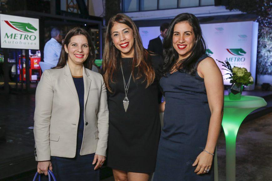 3. Jennifer Cuello, Jenny Peralta y Rosa Lama