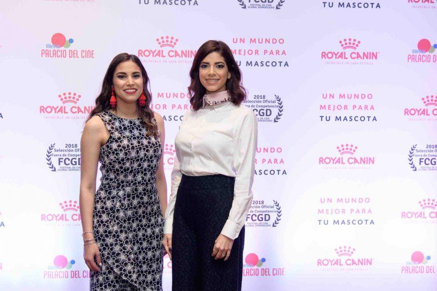 4. Camila Garcia Melendez y Maria Antonia Logroño