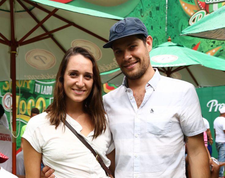 6. Melina Derocco y Lucas Werdal