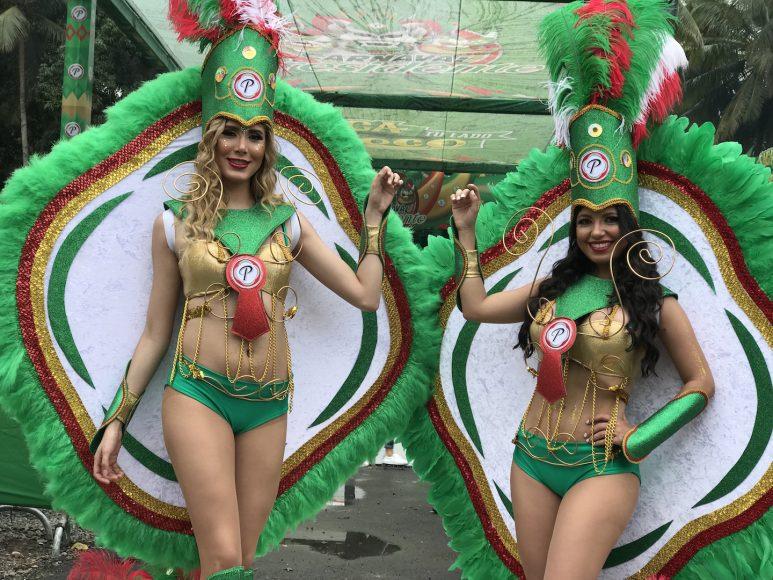 Chicas del Carnaval Presidente
