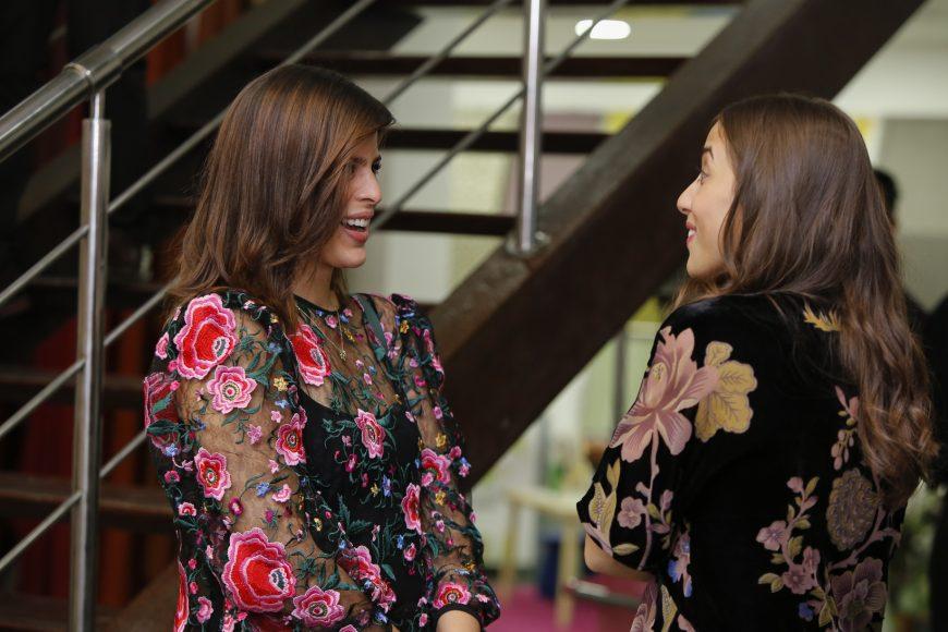 Graciella Dietsch y Marcelle de Moya