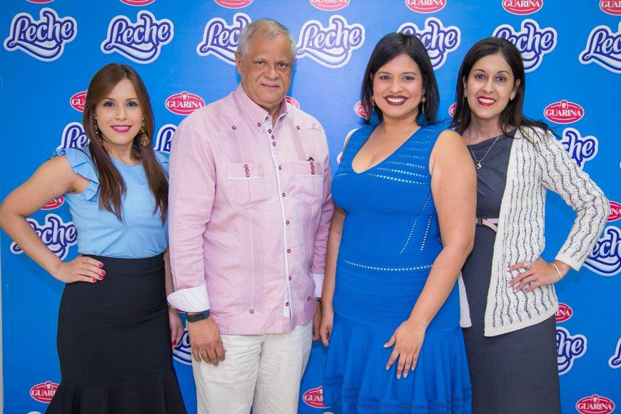 Principal Paola Cardona, Roberto Mata, Neysha Libran, Alejandra Betancourt